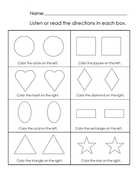 pre k worksheet printables pre k shapes worksheets printable kiddo shelter