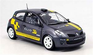 Voiture Clio 3 : renault clio 3 rs miniature sport cup 2006 solido 1 18 voiture ~ Gottalentnigeria.com Avis de Voitures