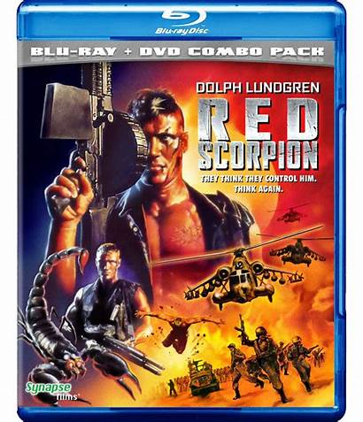 Scorpion Blu Ray Dvd Synapse Films Covers