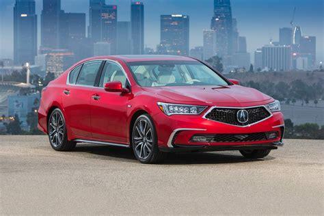 2018 Acura Rlx Sedan Pricing  For Sale Edmunds