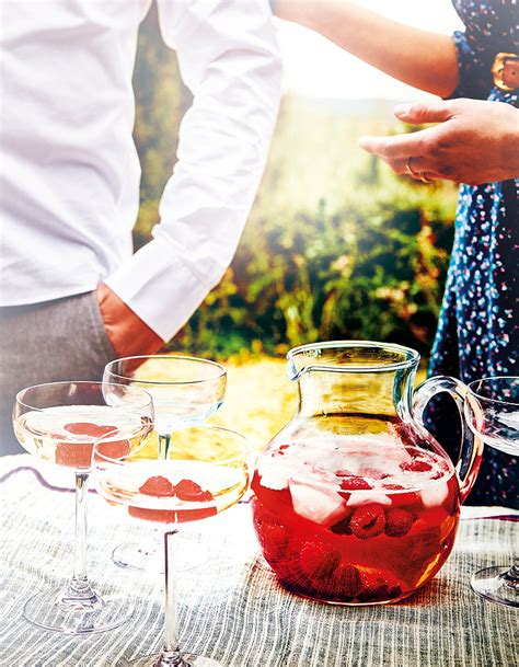 cuisine au vin rosé sangria au vin pétillant pour 4 personnes recettes