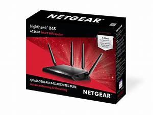 R7800 AC2600 Nighthawk X4S Gaming Router NETGEAR