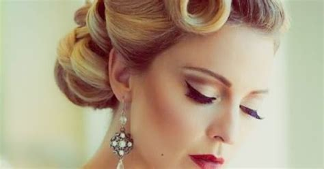 How To Do 50s Hairstyles For Hair by 50s Hairstyles 11 Vintage Hairstyles To Look Special