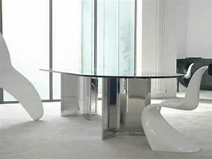 Gallotti Radice : oval crystal table raj by gallotti radice design ricardo bello dias ~ Orissabook.com Haus und Dekorationen