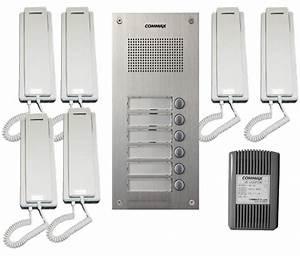 Audio Intercom Wiring Diagram