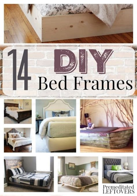 bed frame  diy bed frame ideas