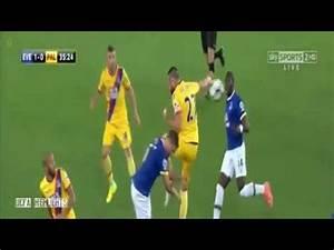 Everton vs Crystal Palace 1 1 All Goals & Highlights ...