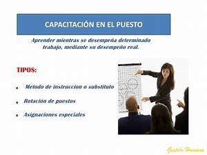 Capacitacion y entrenamiento