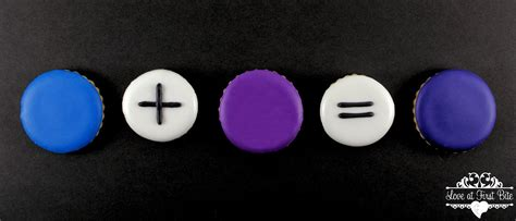what color does blue and purple make when mixed together cookies and color color theory back to basics iii