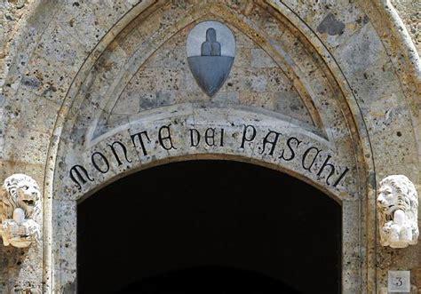 Sede Monte Dei Paschi Di Siena Il Modello Grecia Per Il Montepaschi Nextquotidiano