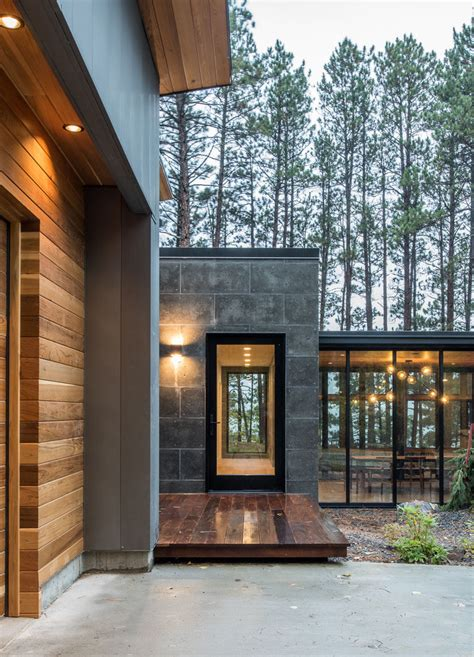 Northern Minnesota Lake House By Strand Design