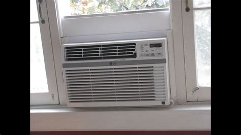 install  air conditioner    fashioned casement window youtube