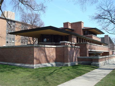 LandmarkHunter.com | Frederick C. Robie House