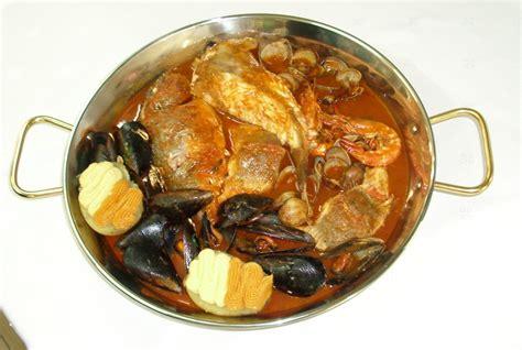 cuisine chef recette zarzuela