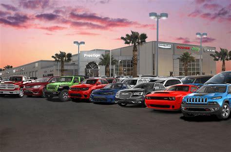 prestige chrysler jeep dodge llc cdjr dealer  las