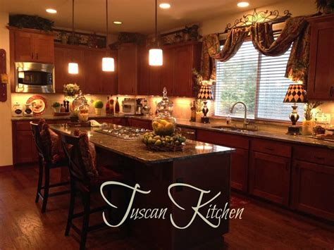tuscan kitchen decor ideas  pinterest kitchen