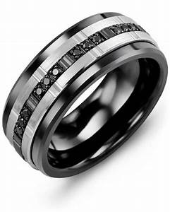 wedding rings for men men can also be choosy With male wedding rings black diamonds