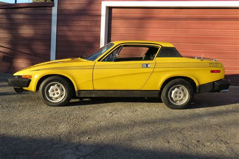 save me from myself 1977 triumph tr7