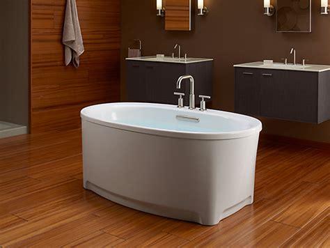 Kohler Freestanding Bath Faucet by Underscore 5 Ft Oval Freestanding Bath K 5701 Kohler