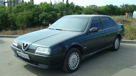 1992 Alfa Romeo 164 24v Super Related Infomation