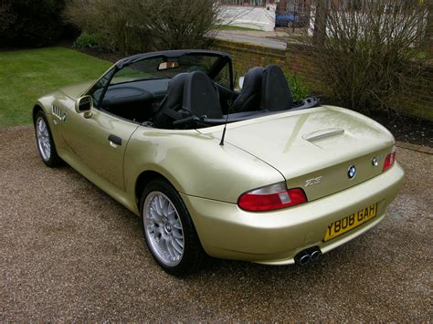 Bmw Z3 Roadster Review (1996