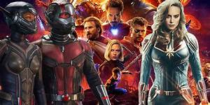 The Next Two Marvel Movies Are Set BEFORE Avengers 3 ...