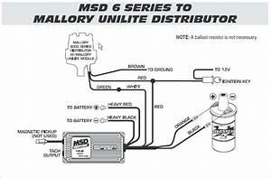 Mallory Comp 9000 Unilite Wiring Diagram