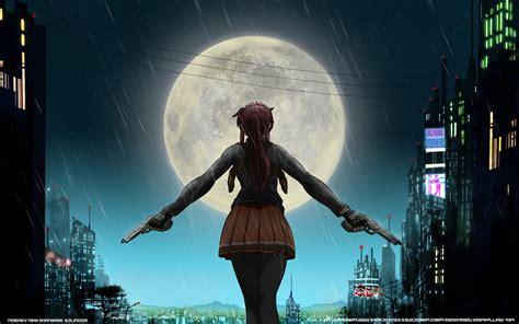 Black Lagoon Anime Wallpaper - black lagoon revy anime moon wallpapers hd desktop