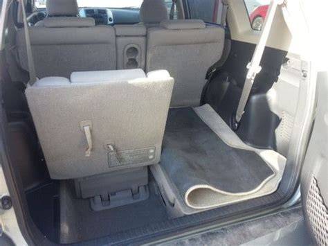 auto air conditioning repair 2007 toyota rav4 seat position control buy used 2007 toyota rav4 v6 limited has 3rd row seats for 7 passenger seating in san marcos