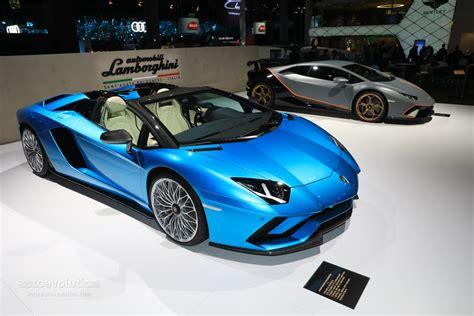 Lamborghini Aventador S Roadster 50 Images Hd Car