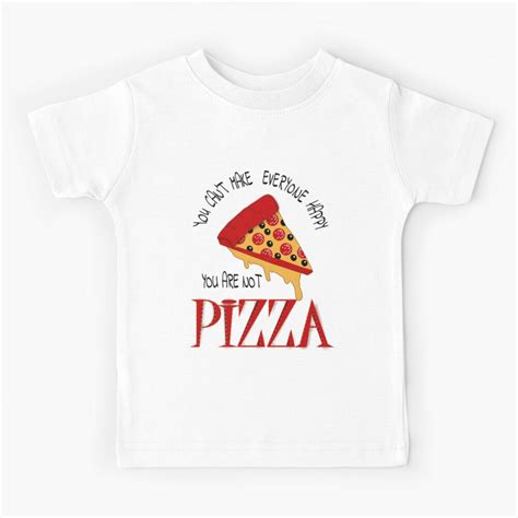 'Funny Pizza Lover Tees' Kids Clothes by Bettylop in 2020 ...