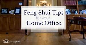 Feng Shui Home Office : 5 feng shui tips for your home office sandy spring builders ~ Markanthonyermac.com Haus und Dekorationen