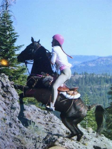 humboldt woman rides stallion  finish  prestigious