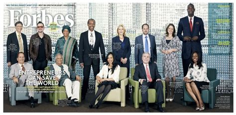 Forbes Rolls out its Inaugural Philanthropy Issue Chuck ...