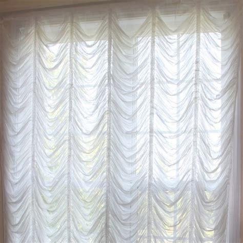 captivating custom  austrian curtain