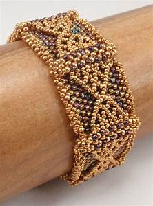 Beading Tutorial For Thorbardin Bracelet  Jewelry Pattern  Beadweaving Tutorials  Instant