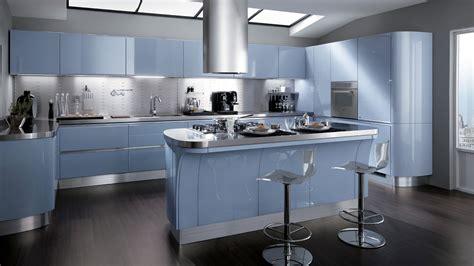 cuisine et gris cuisine bleu et gris pas cher sur cuisine lareduc com
