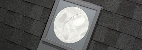 velux sun tunnel rigid skylights pitched  profile