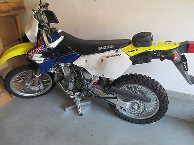 2001 Suzuki Drz400s by Drz 400 Guards Motorcycles For Sale