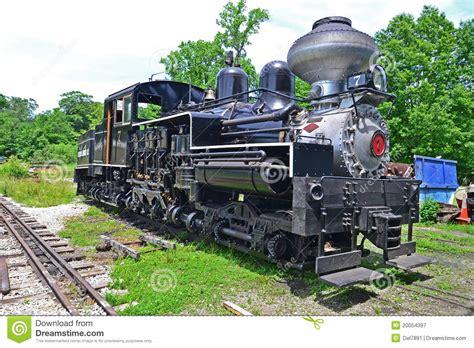 shay steam locomotive  royalty  stock