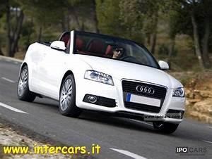 Audi A3 S Line 2010 : 2010 audi a3 cabriolet 2 0 tdi s line xenon car photo and specs ~ Gottalentnigeria.com Avis de Voitures
