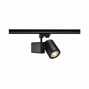 Led Spot 230v : slv led 3 phasen spot strahler leuchte stromschiene lichtschiene 230v 3p alu ebay ~ Watch28wear.com Haus und Dekorationen