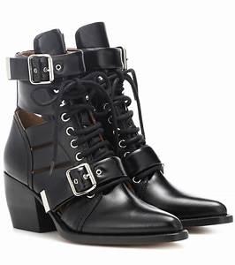Schuhe Absatz Wechseln : ankle boots rylee aus leder chlo ~ Buech-reservation.com Haus und Dekorationen