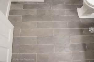Bathroom Tile Flooring Ideas Freckles Plank Bathroom Floor Tiles