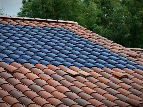 barrel tile roof painting roof fence futons durable