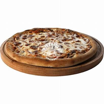 Funghi Jumbo Single Pizzaiolo