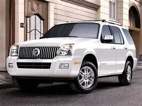 old car manuals online 2008 mercury mariner navigation system 2005 mercury mountaineer overview cargurus