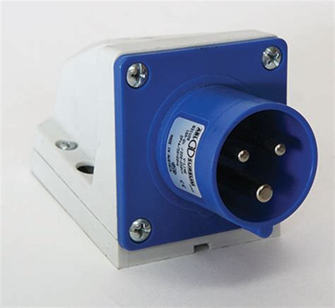 panel mount inlets outlets jackson electrical