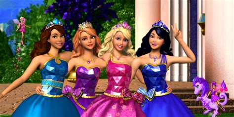 Foto de Barbie: Escuela de princesas Foto 1 sobre 1