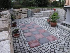 Betonplatten Mit Holzstruktur : bildergebnis f r granitpflaster mit betonplatten granitpflaster pinterest betonplatten ~ Markanthonyermac.com Haus und Dekorationen